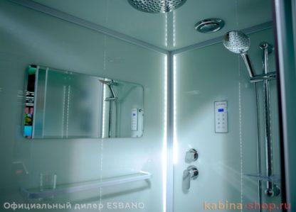 Душевая кабина ESBANO ES-L129CKR