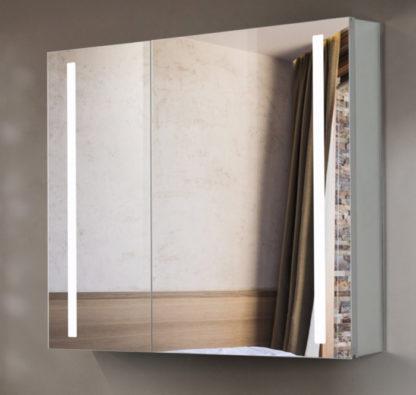 Зеркальный шкаф Esbano ES-2404