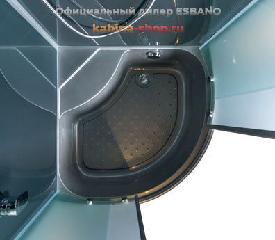 Душевая кабина Esbano ESG Grey