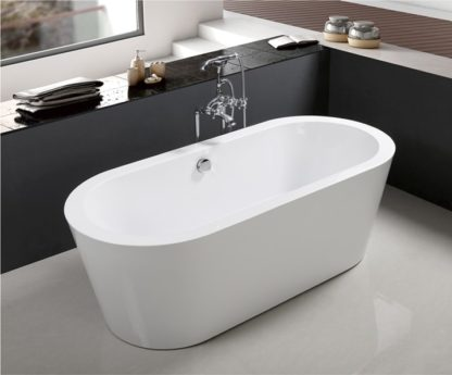 Акриловая ванна Esbano Berlin